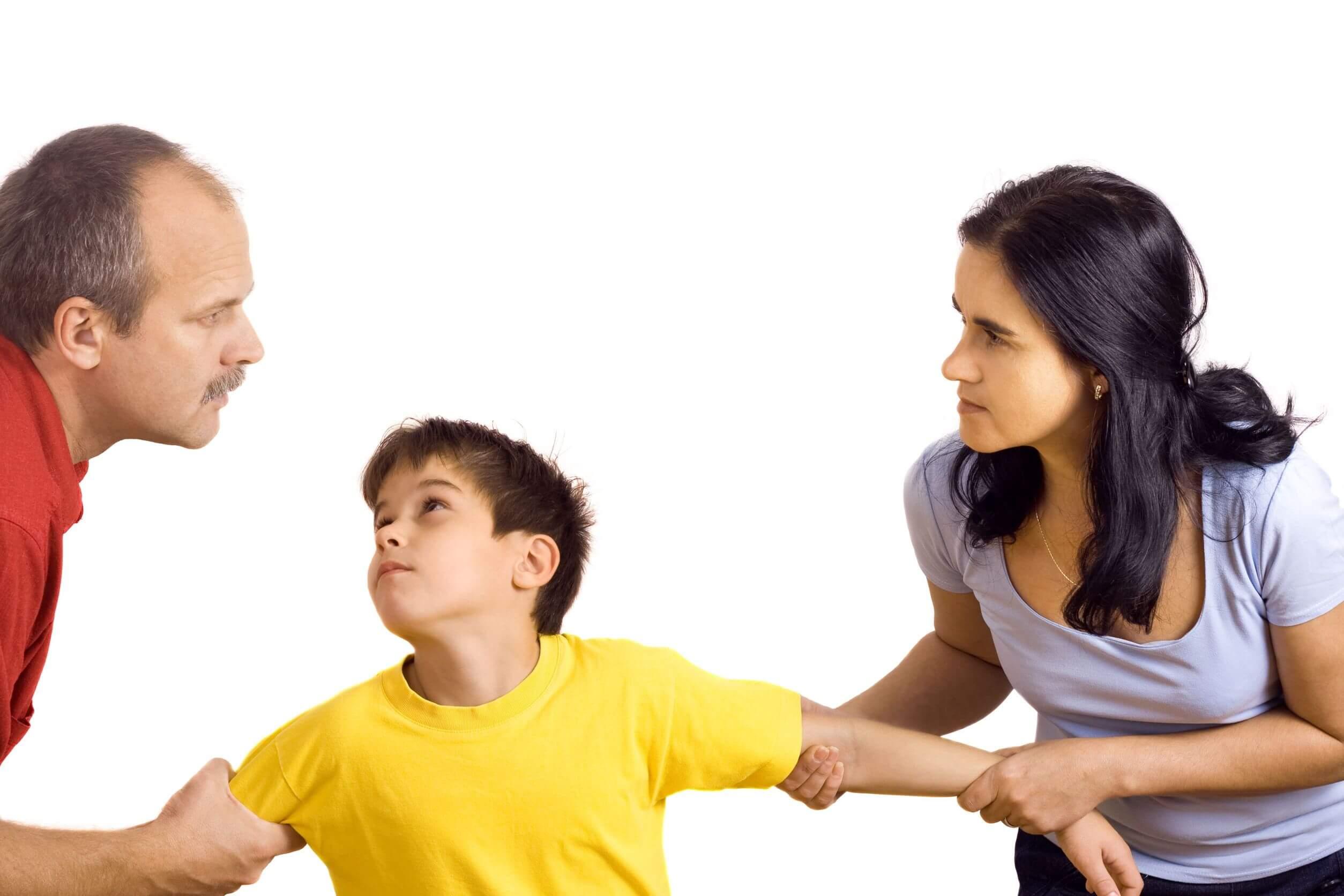 Child Custody & Visitation Issues
